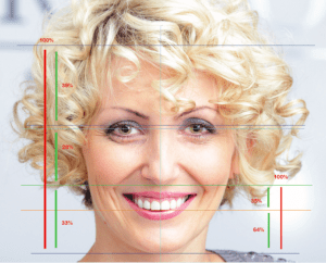 Facial Height Analysis